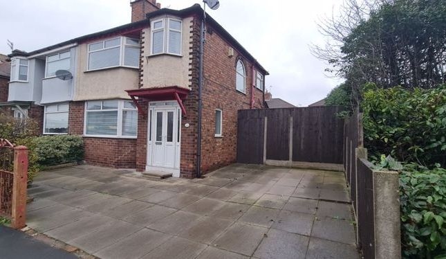 Thumbnail Semi-detached house for sale in Hawthorne Road, Litherland, Liverpool