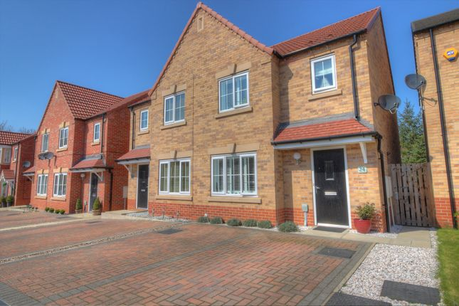 Thumbnail Semi-detached house for sale in Hallcoate View, Hull