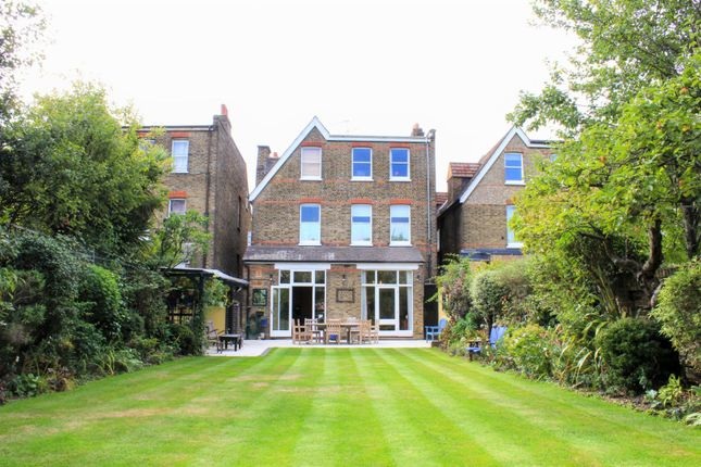 Thumbnail Detached house for sale in Waldeck Road, Ealing