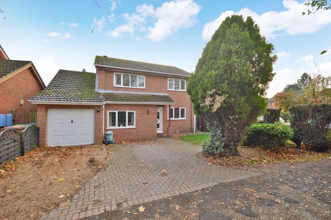 Thumbnail Detached house for sale in Stody Drive, South Wootton, Kings Lynn, Norfolk