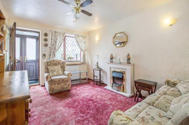 Lounge of Brockenhurst Street, Burnley, Lancashire BB10