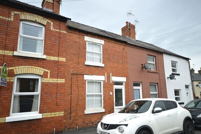 Thumbnail Terraced house to rent in Albert Road, Oswestry