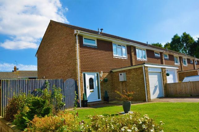 3 bed end terrace house for sale in Gilberts Green, Shipton Bellinger, Tidworth