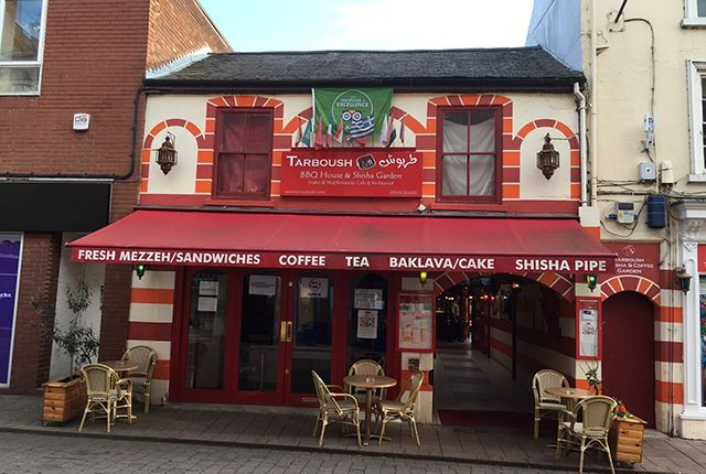 Thumbnail Restaurant/cafe for sale in Market Street, Loughborough