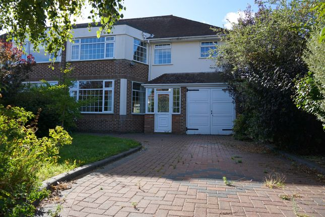 Thumbnail Semi-detached house for sale in West Park Lane, Goring-By-Sea, Worthing