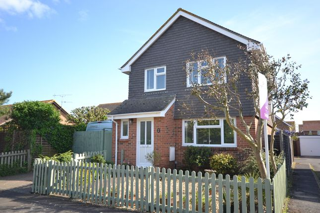Thumbnail Detached house for sale in James Street, Selsey