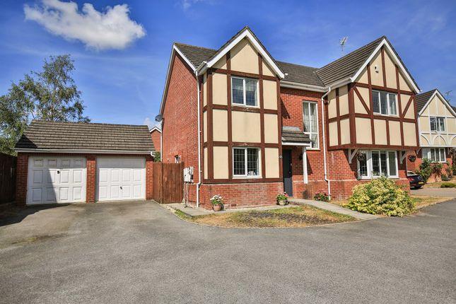 Thumbnail Detached house for sale in New Court, Bridgend