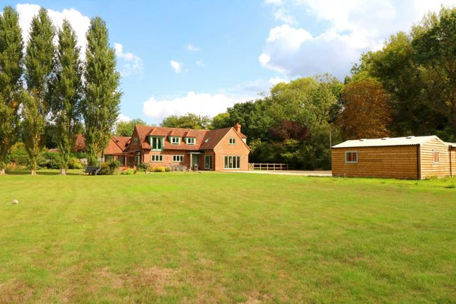 Thumbnail Detached house to rent in Weston Road, Aston Clinton, Aylesbury