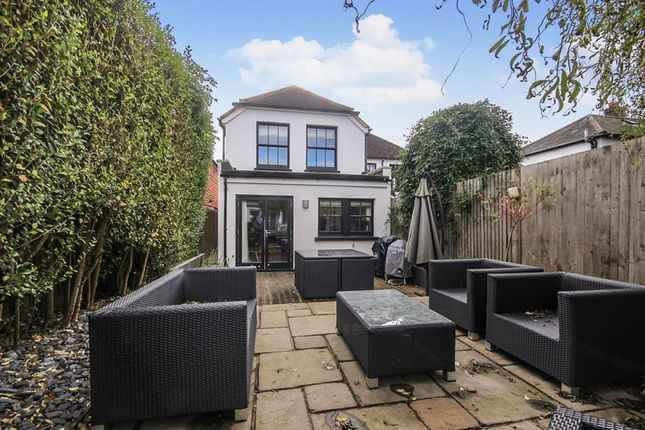 Thumbnail Semi-detached house for sale in The Thoroughfare, Walton On The Hill, Tadworth, Surrey.
