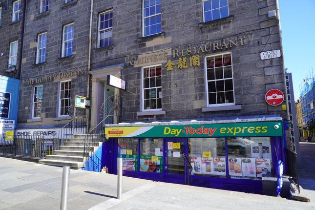 Thumbnail Restaurant/cafe for sale in Castle Street, Edinburgh