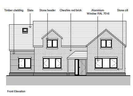3 bed detached house for sale in Marton, Macclesfield, Cheshire