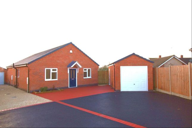 Thumbnail Bungalow for sale in Compton Drive, Huncote, Leicester