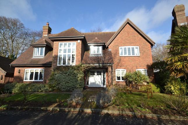 Thumbnail Detached house for sale in First Avenue, Charmandean, West Sussex