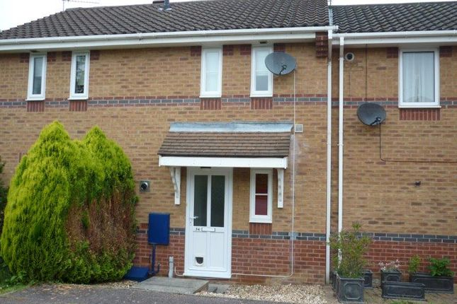 Thumbnail Terraced house for sale in Emsworth Close, Bury. St Edmunds