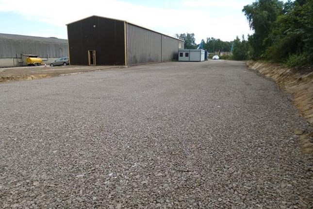 Thumbnail Land to let in Martells Industrial Estate, Slough Lane, Colchester, Essex