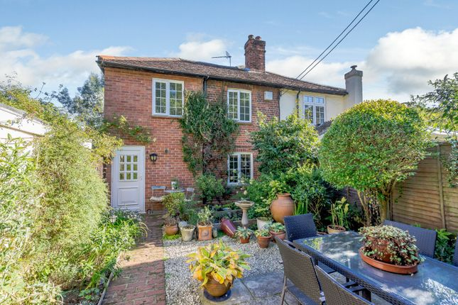 Thumbnail Semi-detached house for sale in Pirbright Road, Normandy, Guildford