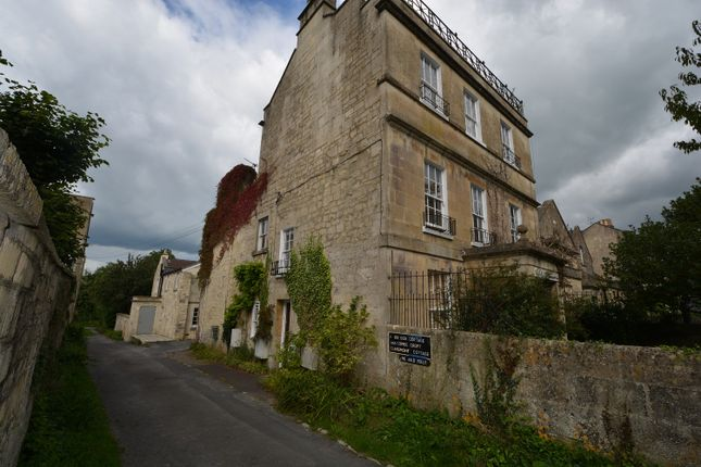 Thumbnail Flat to rent in Church Road, Combe Down, Bath