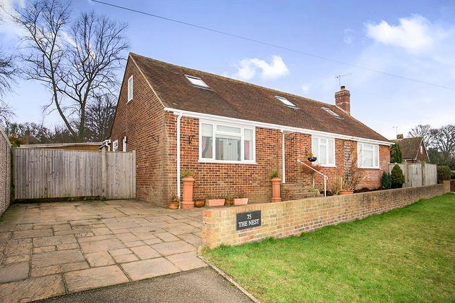 Thumbnail Detached bungalow for sale in Asten Fields, Battle