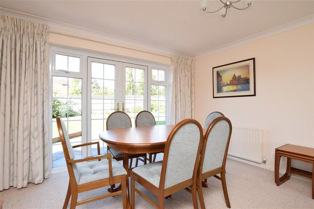 Thumbnail Detached house for sale in Swift Close, Crowborough, East Sussex