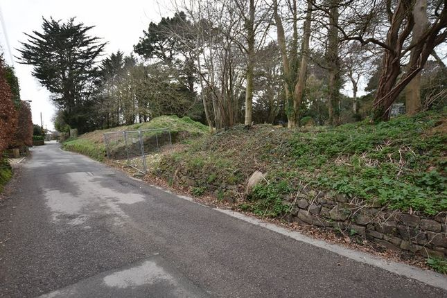 Thumbnail Land for sale in Lower Park Road, Braunton