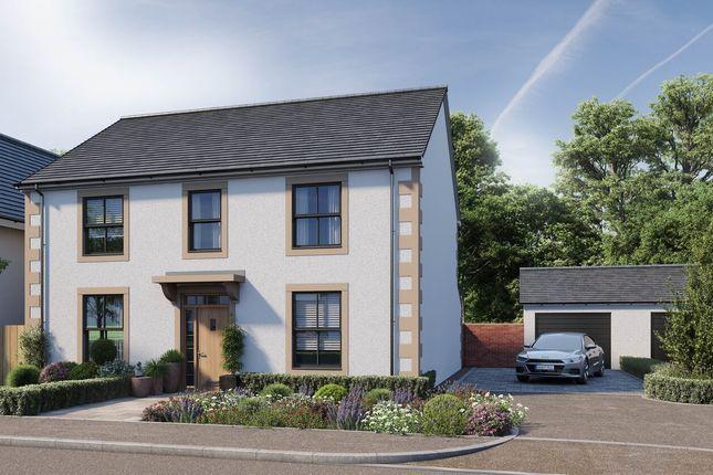 Thumbnail Detached house for sale in The Shire, The Paddocks, Brunstock Lane, Brunstock, Carlisle, Cumbria