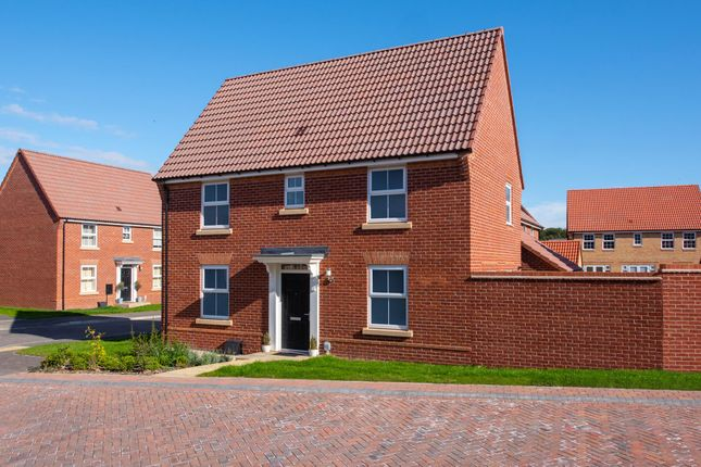 "Thumbnail End terrace house for sale in ""Hatton"" at Tranby Park, Jenny Brough Lane, Hessle"