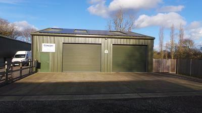 Thumbnail Light industrial to let in Mill Farm Business Units, Bethersden, Ashford, Kent