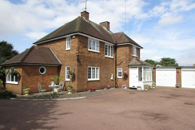 Thumbnail Detached house for sale in 7, The Avenue, Scunthorpe