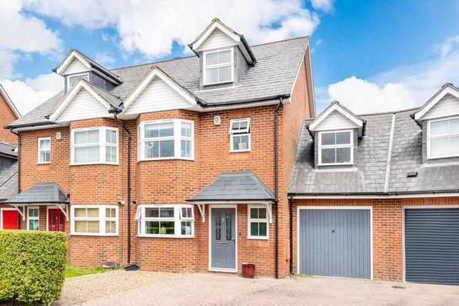 4 bed semi-detached house for sale in Horton Crescent, Epsom KT19