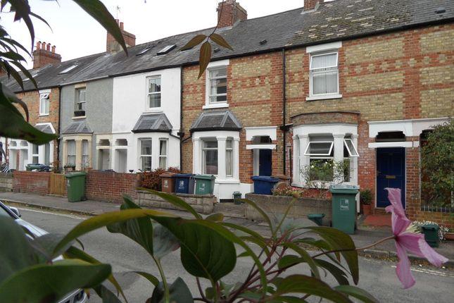 Thumbnail Terraced house to rent in Bridge Street, Osney Island, Oxford