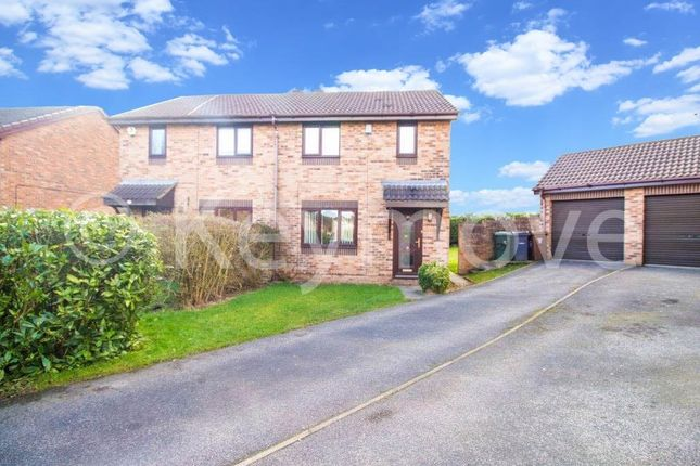 Thumbnail Semi-detached house to rent in Cambrian Bar, Bradford