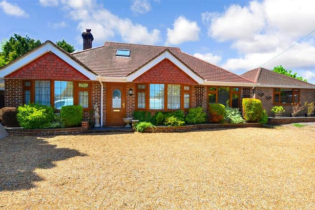 Thumbnail Detached bungalow for sale in Eastbourne Road, Halland, Lewes, East Sussex