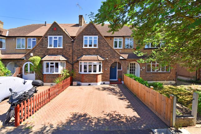Thumbnail Terraced house to rent in Thurleston Road, Morden