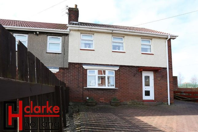 Thumbnail Semi-detached house for sale in Woodlea, Newbiggin By The Sea