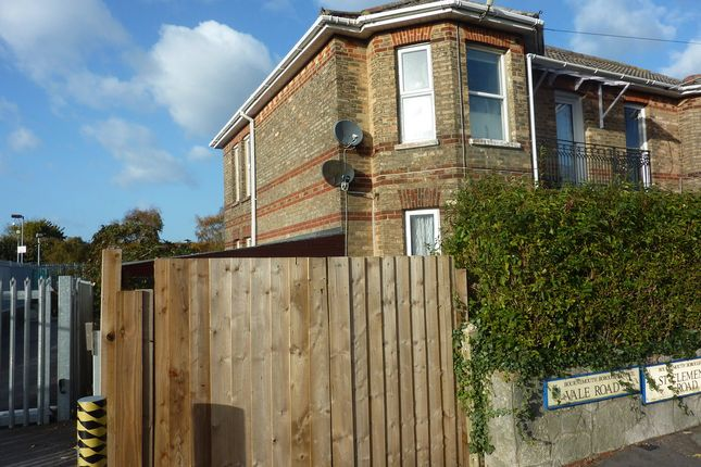 1 bedroom flat for sale in St. Clements Road, Boscombe, Bournemouth