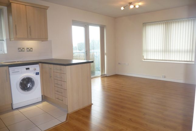 Thumbnail Flat to rent in Broadway, Walsall