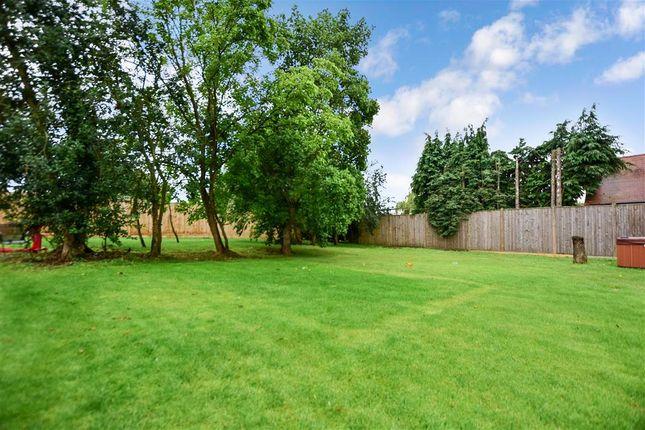 Rear Garden of Plough Wents Road, Sutton Valence, Maidstone, Kent ME17