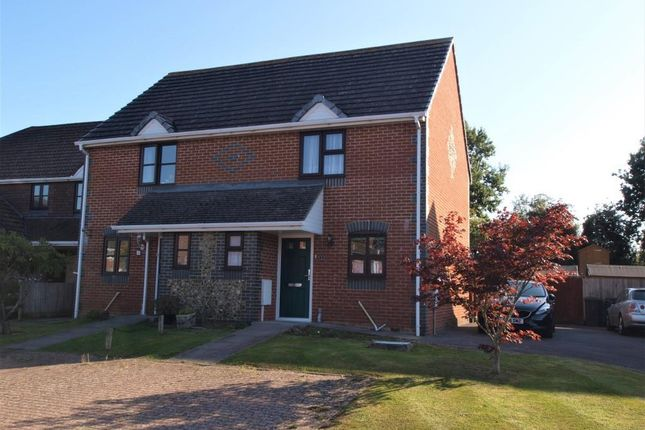 Thumbnail Semi-detached house for sale in St. Marys, Polegate