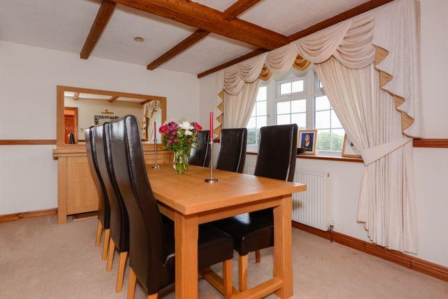 Dining Room of Battery Road, Lydd On Sea, Romney Marsh TN29