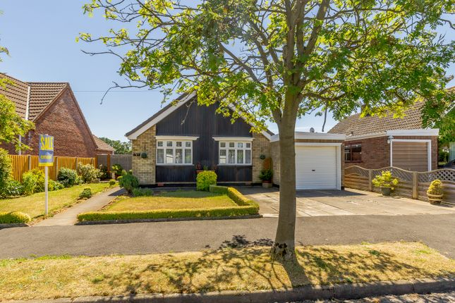 Thumbnail Bungalow for sale in St. James's Road, Scawby