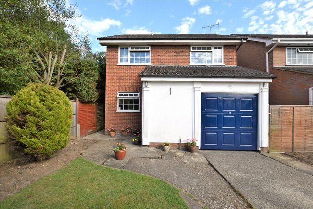 Thumbnail Detached house to rent in Ashbury Drive, Blackwater, Camberley