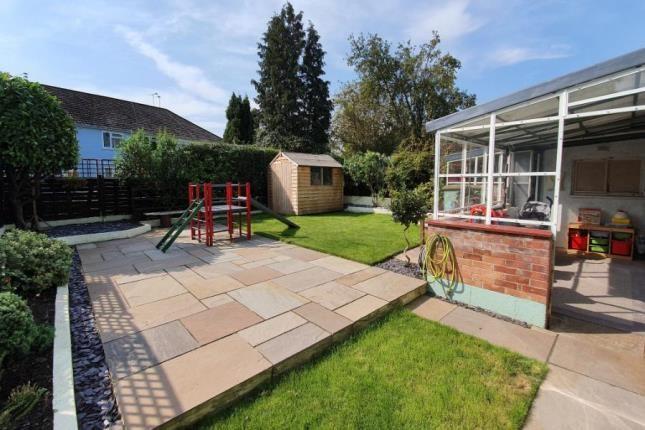 Garden of Lowlis Close, Bristol, Somerset BS10