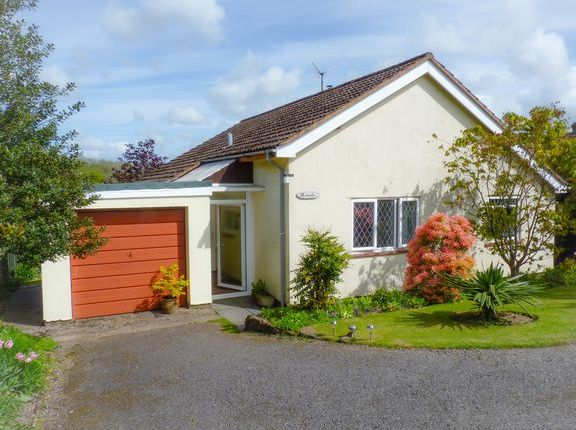Thumbnail Detached bungalow for sale in Ellersdown Lane, Brushford, Dulverton