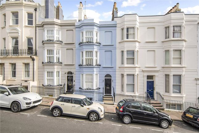 3 bed terraced house to rent in Norfolk Road, Brighton BN1