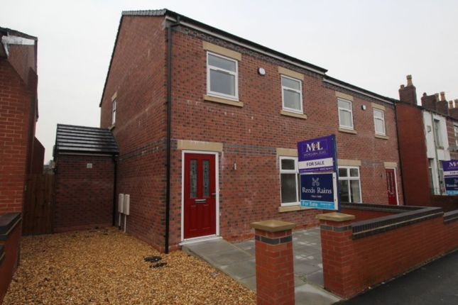 Thumbnail Semi-detached house for sale in Tunstall Lane, Pemberton, Wigan