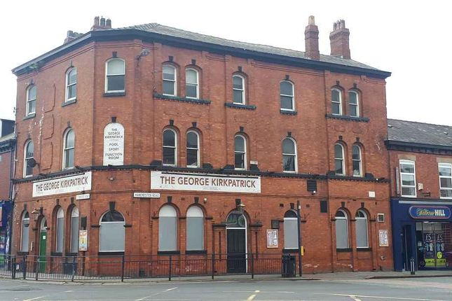 Retail premises to let in Manchester Road, Denton, Manchester