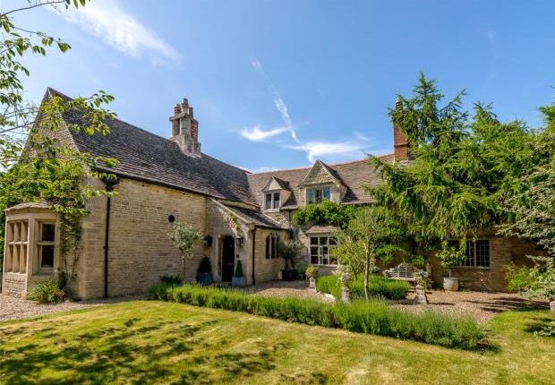 Thumbnail Detached house for sale in Greatford, Stamford, Lincolnshire