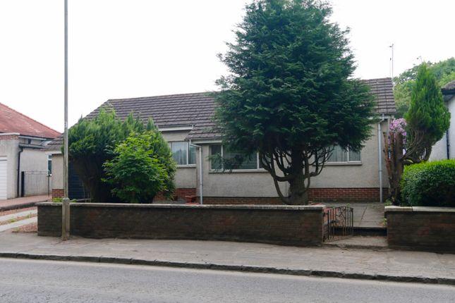 Thumbnail Detached bungalow for sale in 66 Kilsyth Road, Kirkintilloch, Glasgow