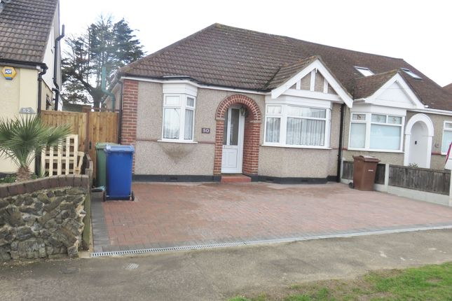 Thumbnail Bungalow to rent in Parkside, Grays