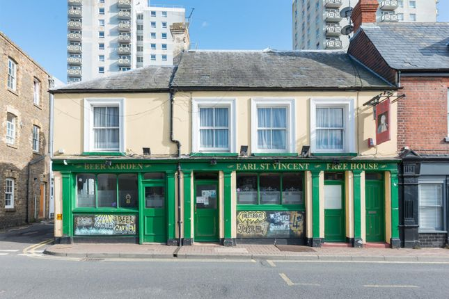 Thumbnail Commercial property for sale in King Street, Ramsgate
